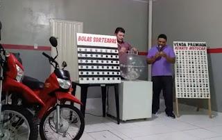 Moto Nova: Veja quem são os novos ganhadores do Venda Premiada