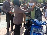 8 Orang Terjaring Razia Operasi Yustisi Aparat Gabungan di Samarinda