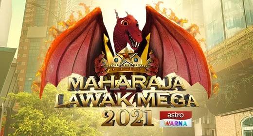 Maharaja Lawak Mega 2021 Minggu 3