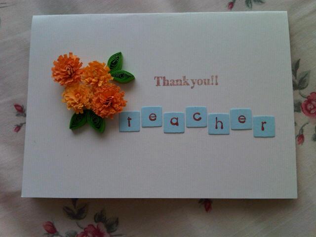 Teachers Day Cards 7