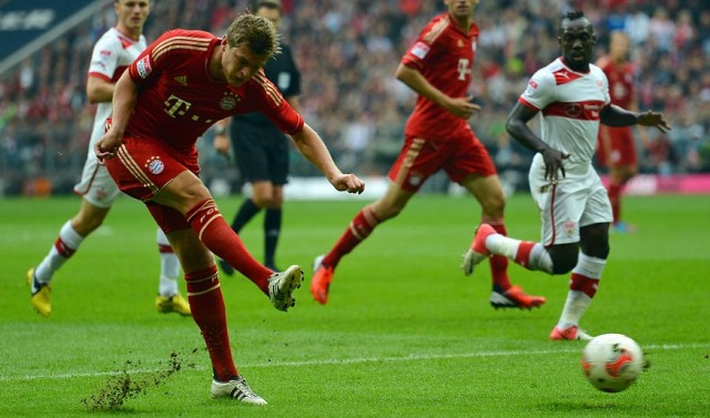 Cuplikan Video Highlights Bayern Munchen Vs Stuttgart