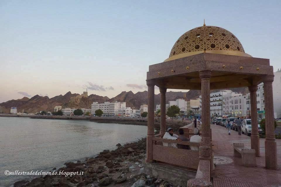 Muscat - Muttrah
