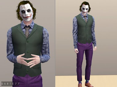 The Joker Outfit (The Dark Knight) - II