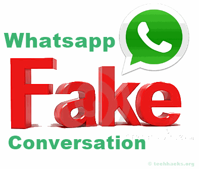 How To Make Fake Whatsapp Conversation On Android 1