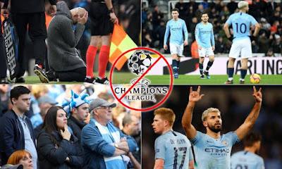Chiều nay Man City nhận phán quyết về án phạt cấm đá Cup C1: Ngoại hạng Anh nổi sóng