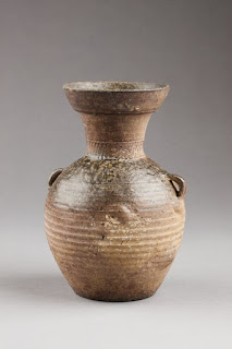 Wood Ash Glazed Pottery from the First Century BC in China (Image Source)