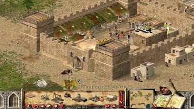 Cheat Stronghold Crusader PC