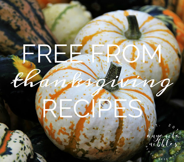 Free From Thanksgiving Recipes