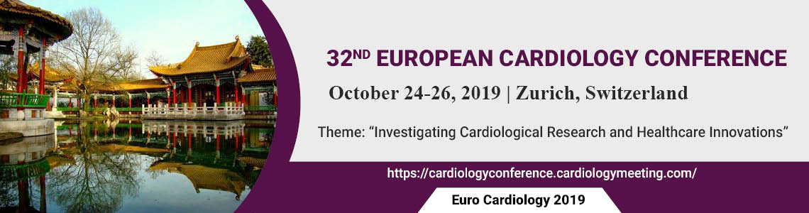 32<sup>nd</sup> European Cardiology Conference