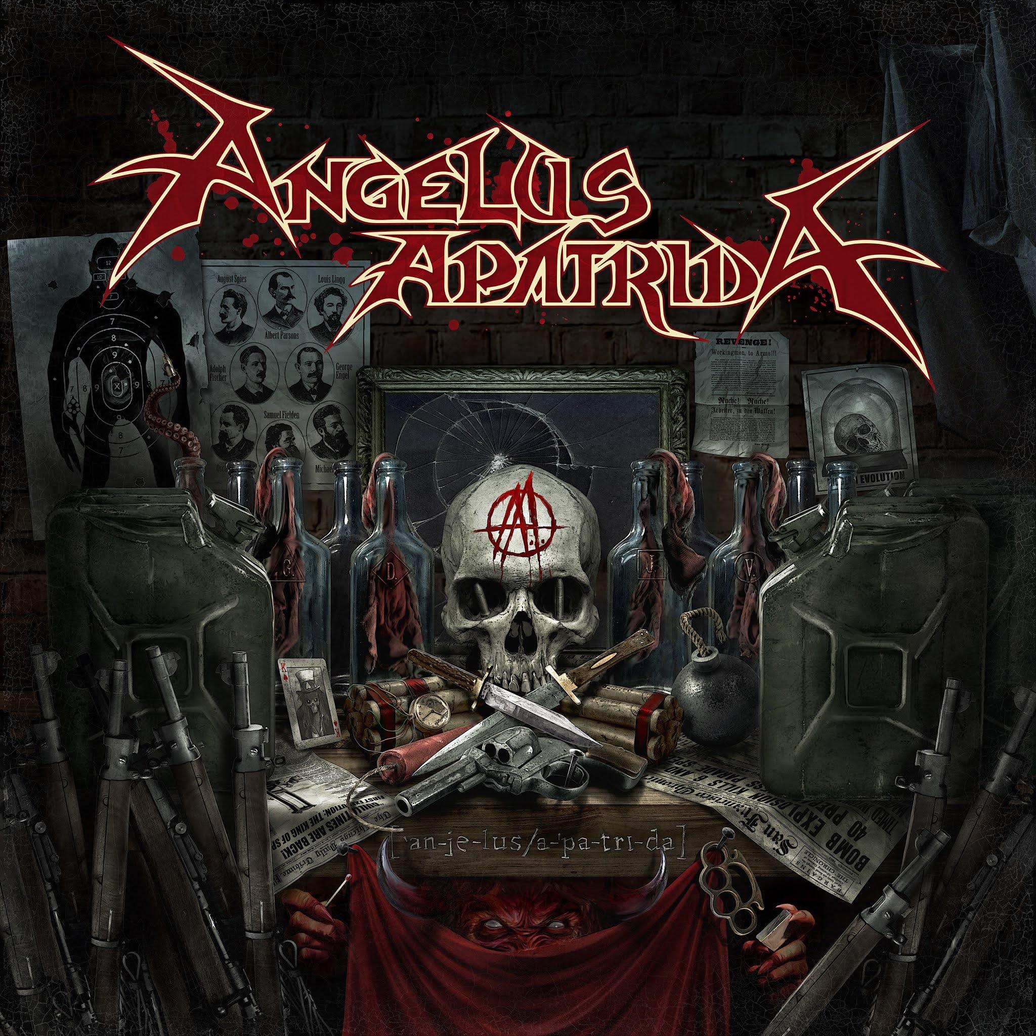 Angelus Apatrida coverart