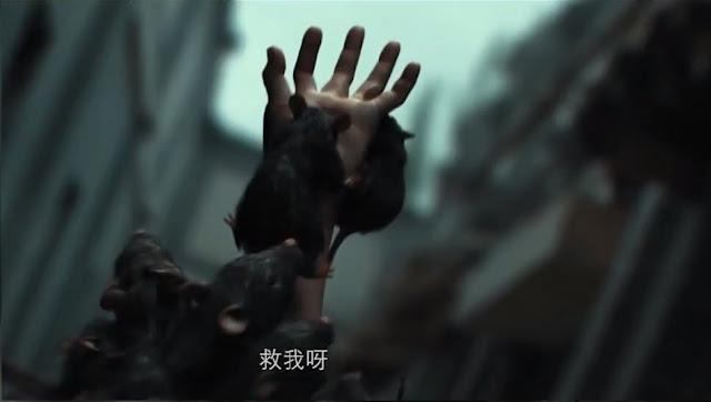 Millones de ratas hambrientas de carne humana en 'Rat Train' [Tráiler]