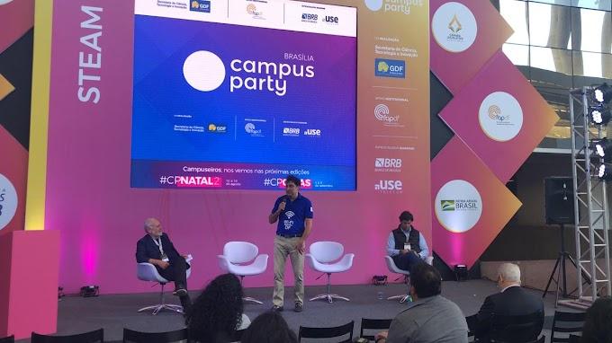 Tecnologia: Campus Party Brasília  é sucesso em Brasília