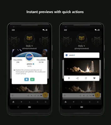 OWLY FOR TWITTER (PRO / PAID UNLOCKED) APK FOR ANDROID