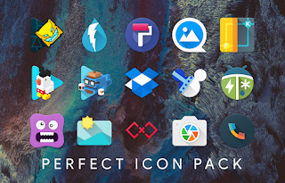 Perfect Icon Pack v9.0 Patched Full APK