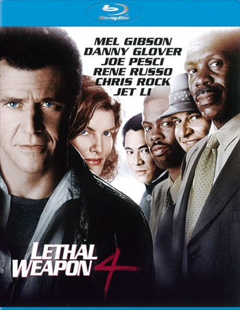 Lethal Weapon 4 (1998) Dual Audio Hindi 480p BluRay 350mb
