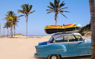 Vacaciones con tu coche
