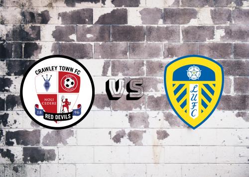 Crawley Town vs Leeds United  Resumen