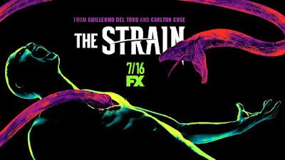 The Strain Season 4 Banner Poster 2
