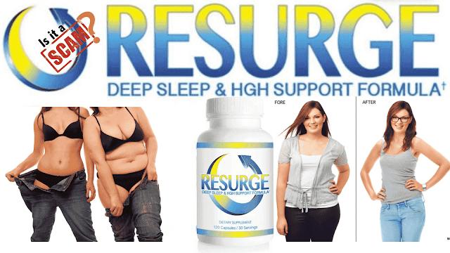 Resurge Reviews - Is the Resurge supplement legitimate or  scam?