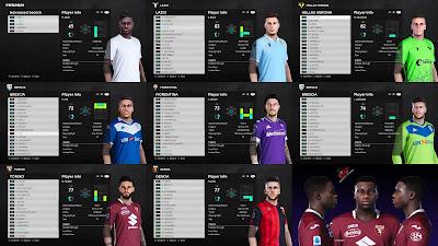 PES 2021 Facepack Serie A Vol 17