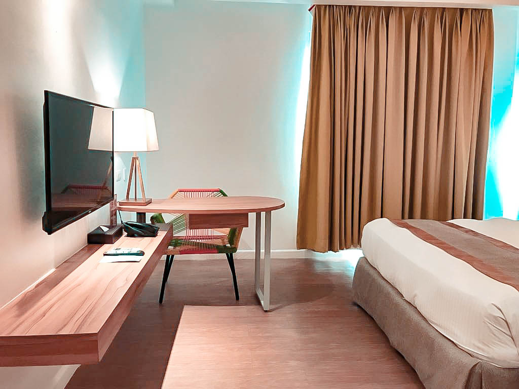 Ferra Hotel and Garden Suites, where to stay in Boracay