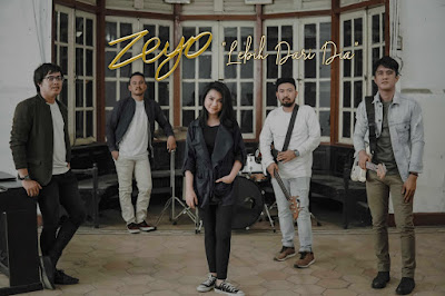 """Kolektif Pop Asal Kota Palu """"ZEYO"""" Rilis MV Perdana """"Lebih Dari Dia"""""""