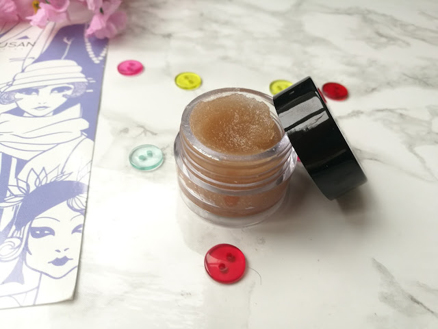 Jelly Pong Pong Coffee and Coconut Lip Scrub