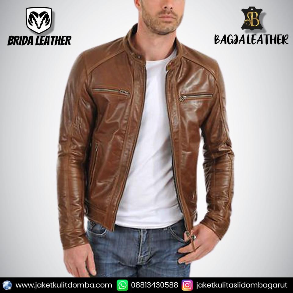 ariel jaket kulit