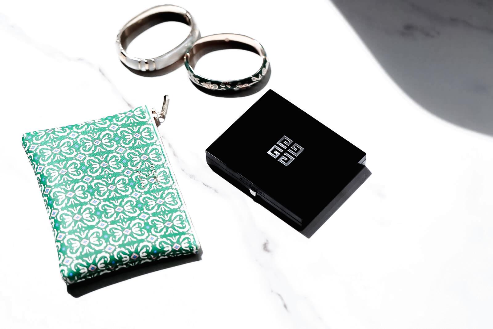 Le 9 De Givenchy Palette test