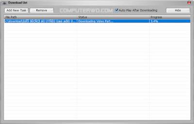 تحميل برنامج YouTube HD Downloader لتحميل الفيديوهات من اليوتيوب