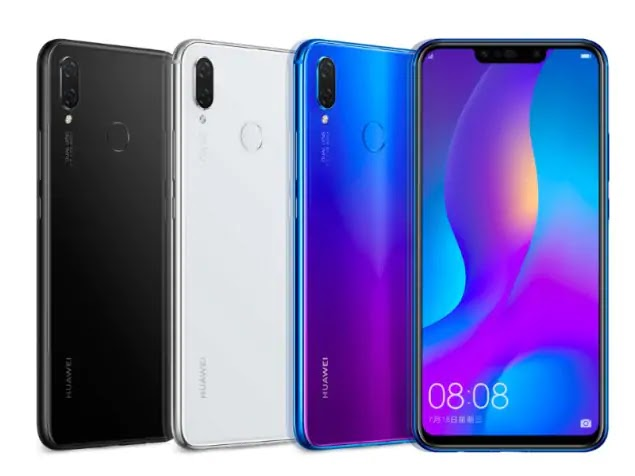 HUAWEI NOVA 3i INE-LX2 OTA FULL FIRMWARE FLASH FILE - Quick Firmware