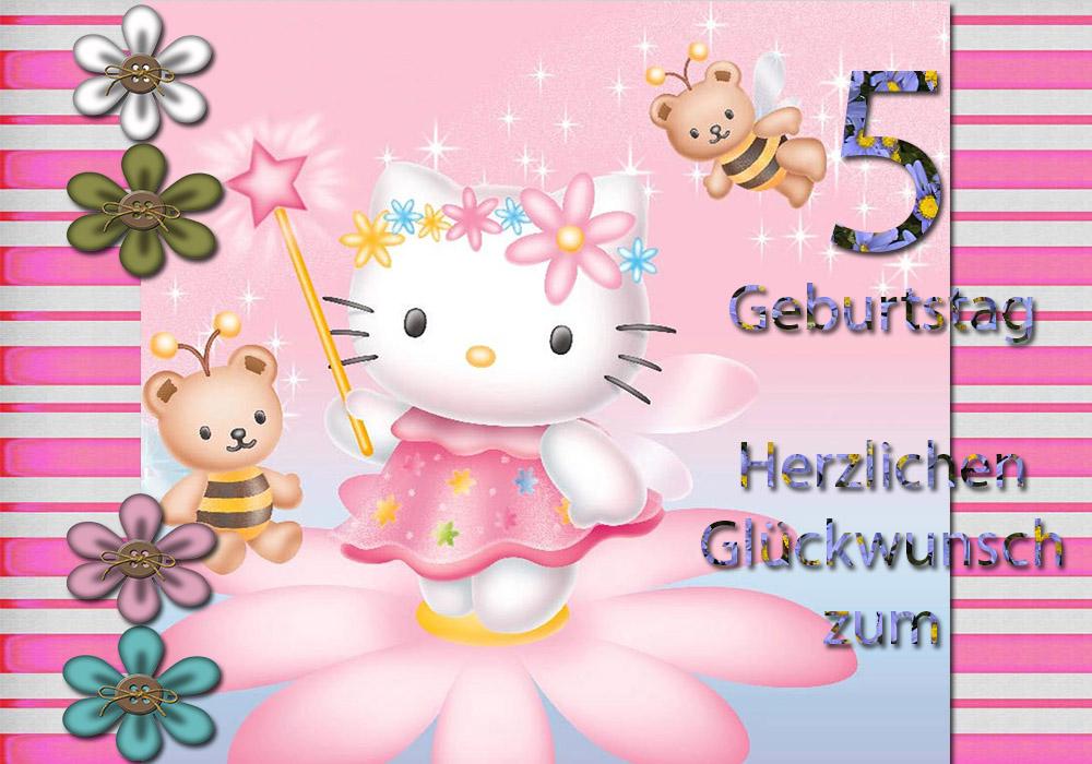 5 Geburtstag Madchen Gluckwunsche Geburtstag Wunsche