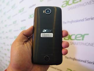 Acer Jade Primo's Back