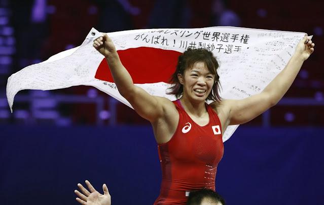 Japonesa wrestling