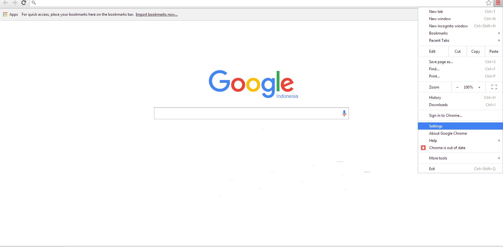 Solusi E Faktur Import Sertifikat Elektronik Google Chrome