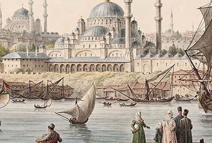 Sejarah Kota Istanbul Turki
