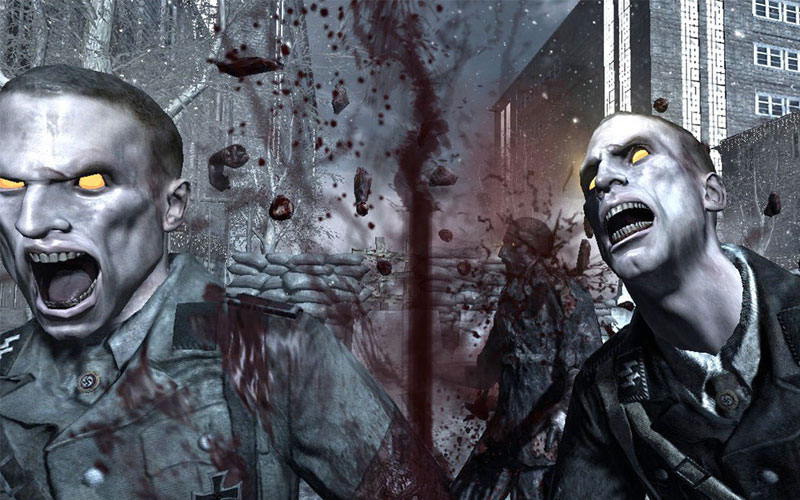 Call Of Duty Black Ops PC SKIDROW Zombie Enabler - HypenTech