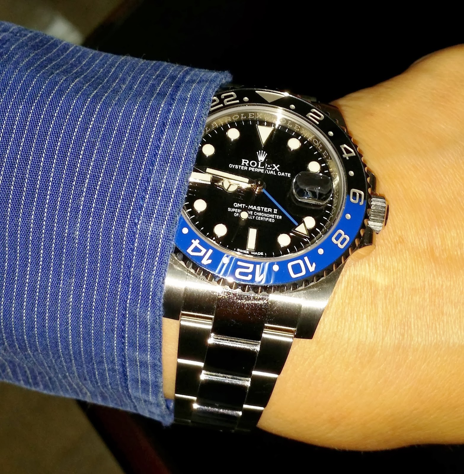 Hong Kong Watch Fever 香港勞友: What I expect Rolex will have in 2014!?