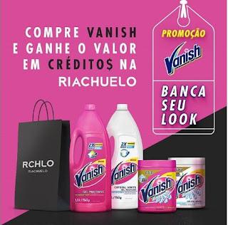Promoção VANISH BANCA SEU LOOK   Blog Top da Promoção www.topdapromocao.com.br @topdapromocao #topdapromocao