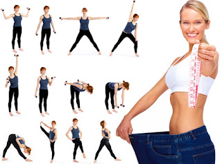 Home Weight Loss Exercises With Sample Workout