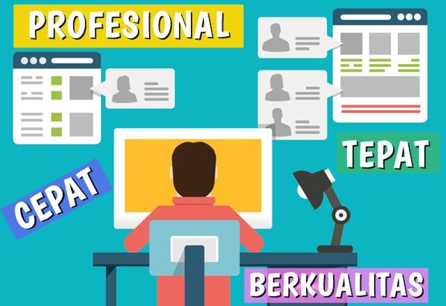 Jasa Pembuatan Website Profesional Cepat Murah