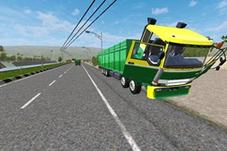 Kumpulan MOD Truck BUSSID v3.0 Terbaru 2019
