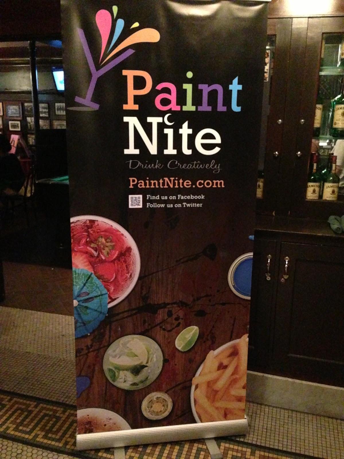 Casey S Irish Pub Downtown Paint Nite