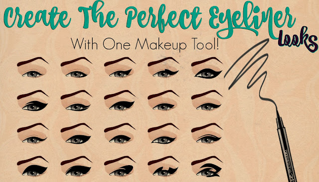 Create The Perfect Eyeliner Looks, With The Liner.designer By Beautyblender, By Barbie's Beauty Bits.