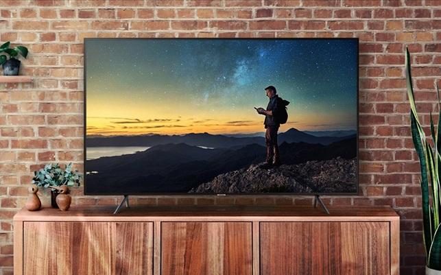 Samsung UE40NU7192: panel 4K de 40'' y tecnología PurColor