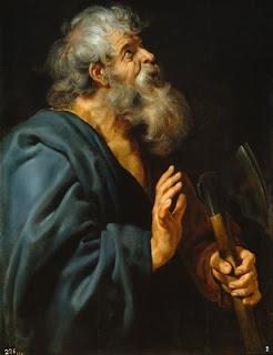 Nomes bíblicos estrangeiros masculinos com M - Imagem: Matias - Peter Rubens