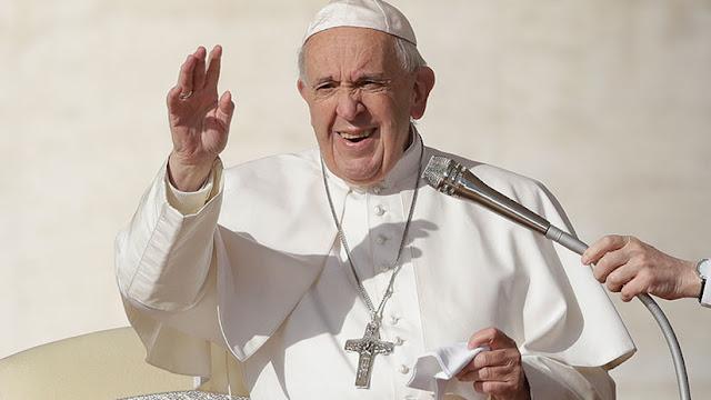 """Papa Francisco: """"El grito de los pobres es cada día menos escuchado"""""""