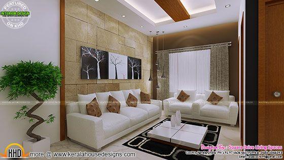 Ladies living room interior