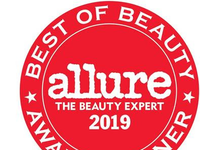 Zoya Allure Best of Beauty Award