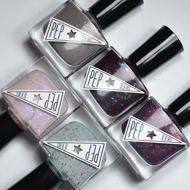 winter nail polish